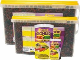 Tropical Red/Green Medium sticks 5 Liter