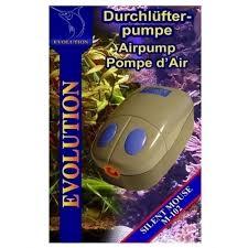 Luftpumpe Silent mouse M-106 ( PT UDSOLGT )