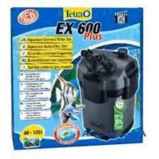 Tetra EX 600 Plus Spandpumpe.