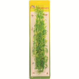 Hygrophila plastik plante 40 cm høj.