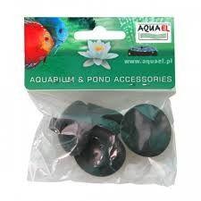 Aquael sugekopper små. 4 stk.