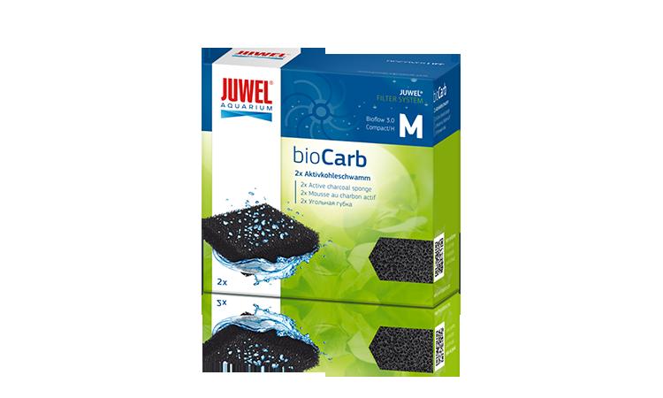 Juwel Bio carp svampe str. M