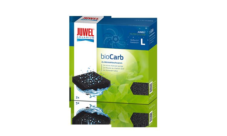 Juwel Bio carp svampe str. L