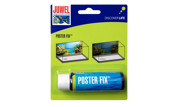 Juwel Poster fix baggrunds lim