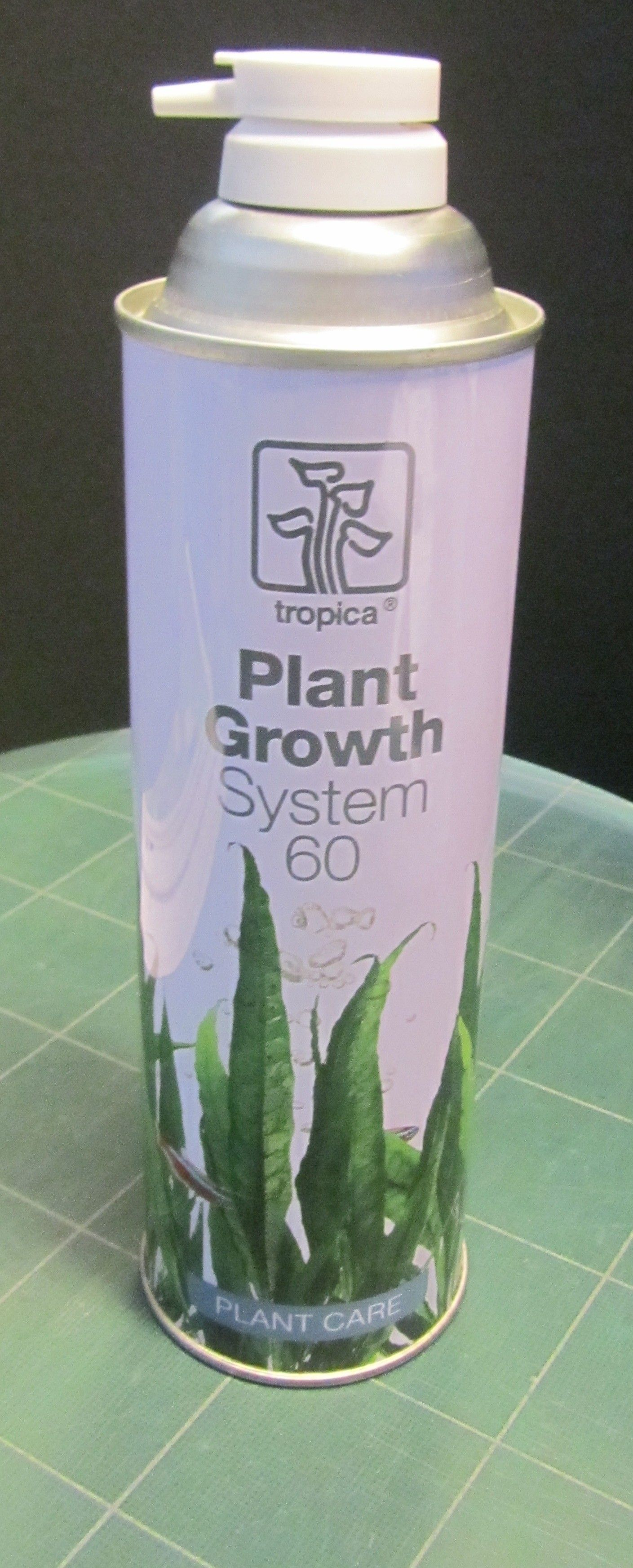 Tropica Co 2 system 60 1 stk. genopfyld flaske