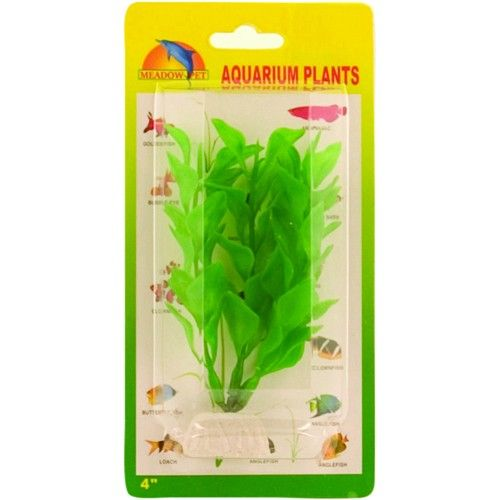Plasti grøn bacopa 10 cm. høj