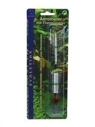 Aerometer + termometer ( PT UDSOLGT )