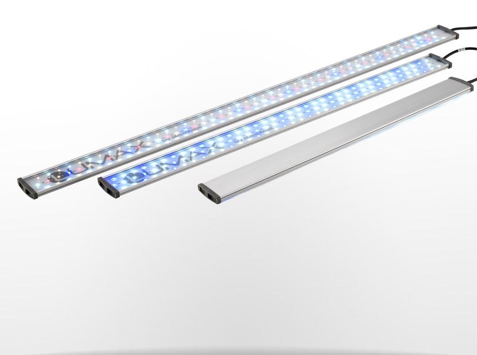 Lumax Led Armatur til Move + Fusion 38 watt. Blå