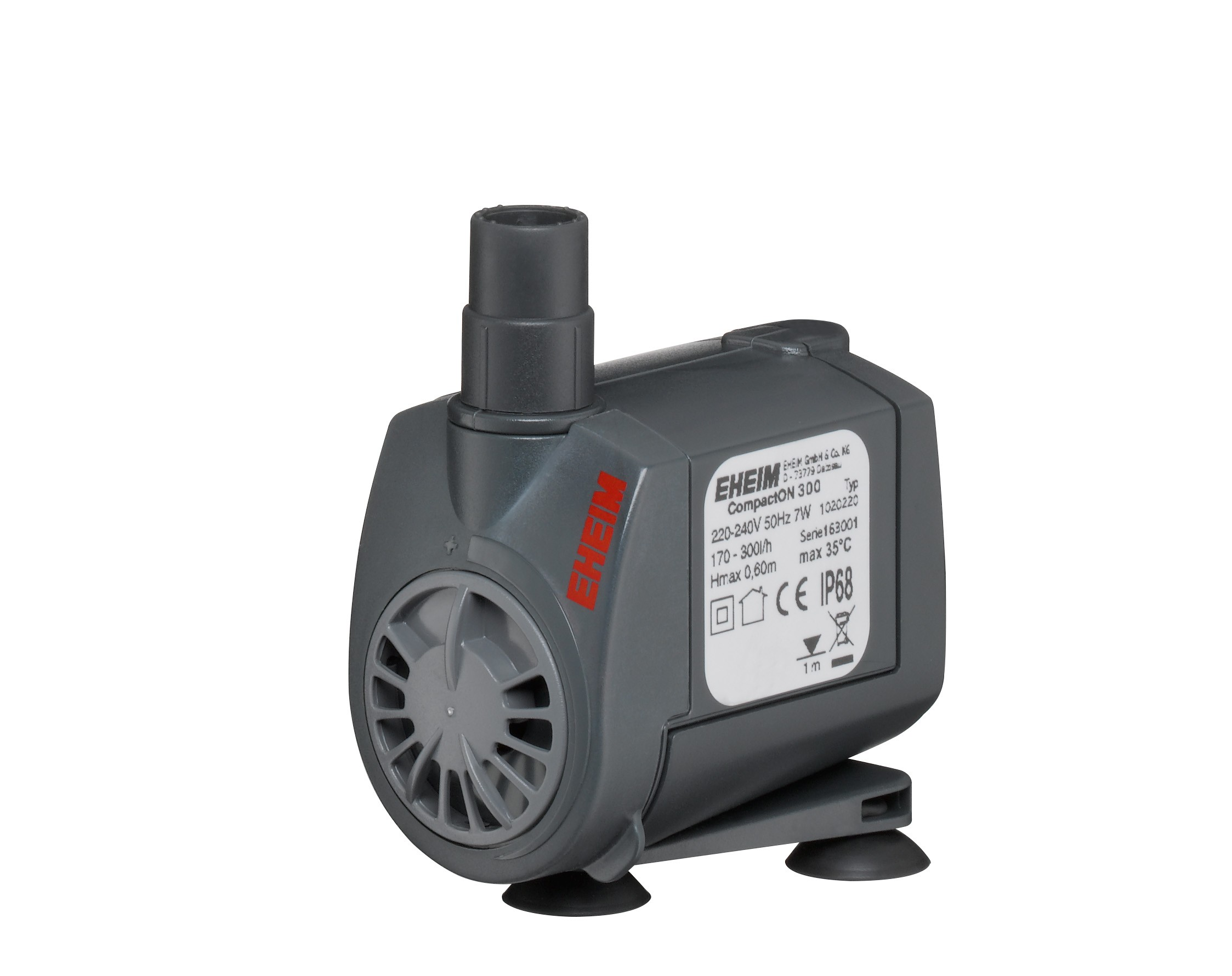 Eheim Compact on 600 Powerhead