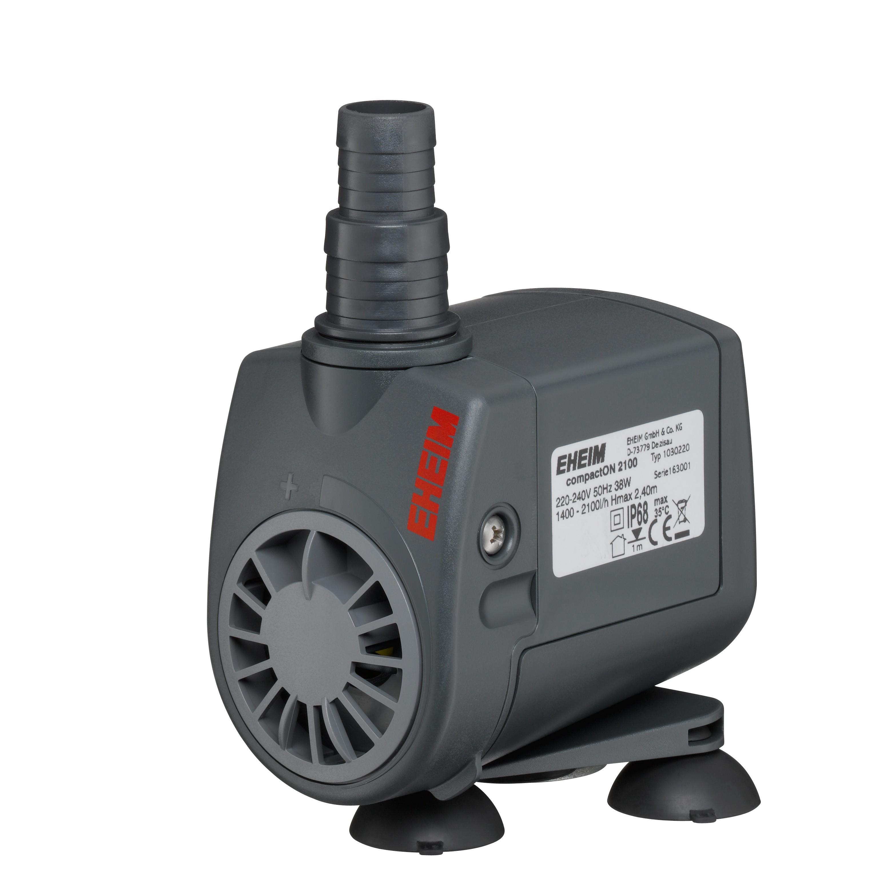 Eheim Compact on 2100 Powerhead