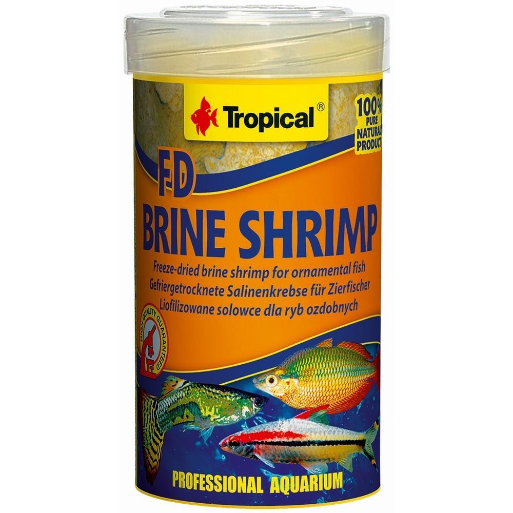 Tropical Brine Shrimp FD 100 ml.