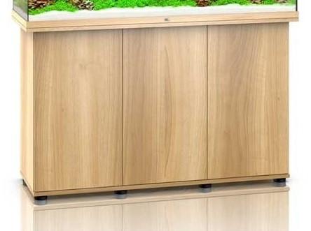 Lyst træ farvet Akvarie underskab til 240 liter rio model