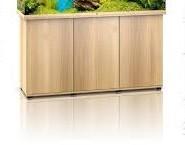 Lyst træ farvet Akvarie underskab til 450 liter rio model