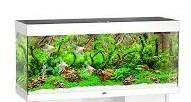 Juwel Rio Akvarie 350 liter hvid med Ledlys