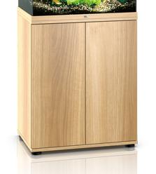 Lyst træ farvet akvarie underskab til 120 liter Lido model