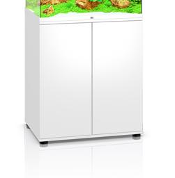Hvidt akvarie underskab til 200 liter Lido model