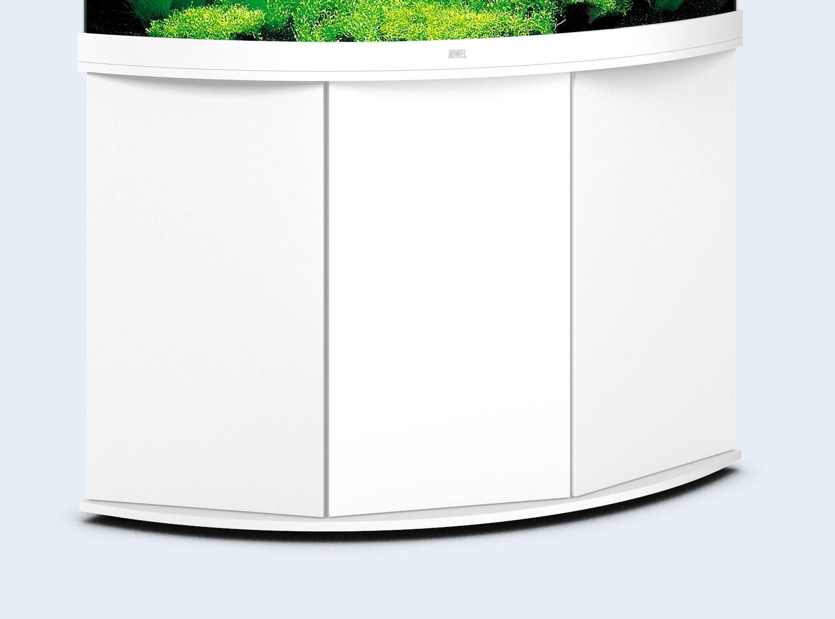 Hvidt Akvarie underskab til 350 liter Trigon model