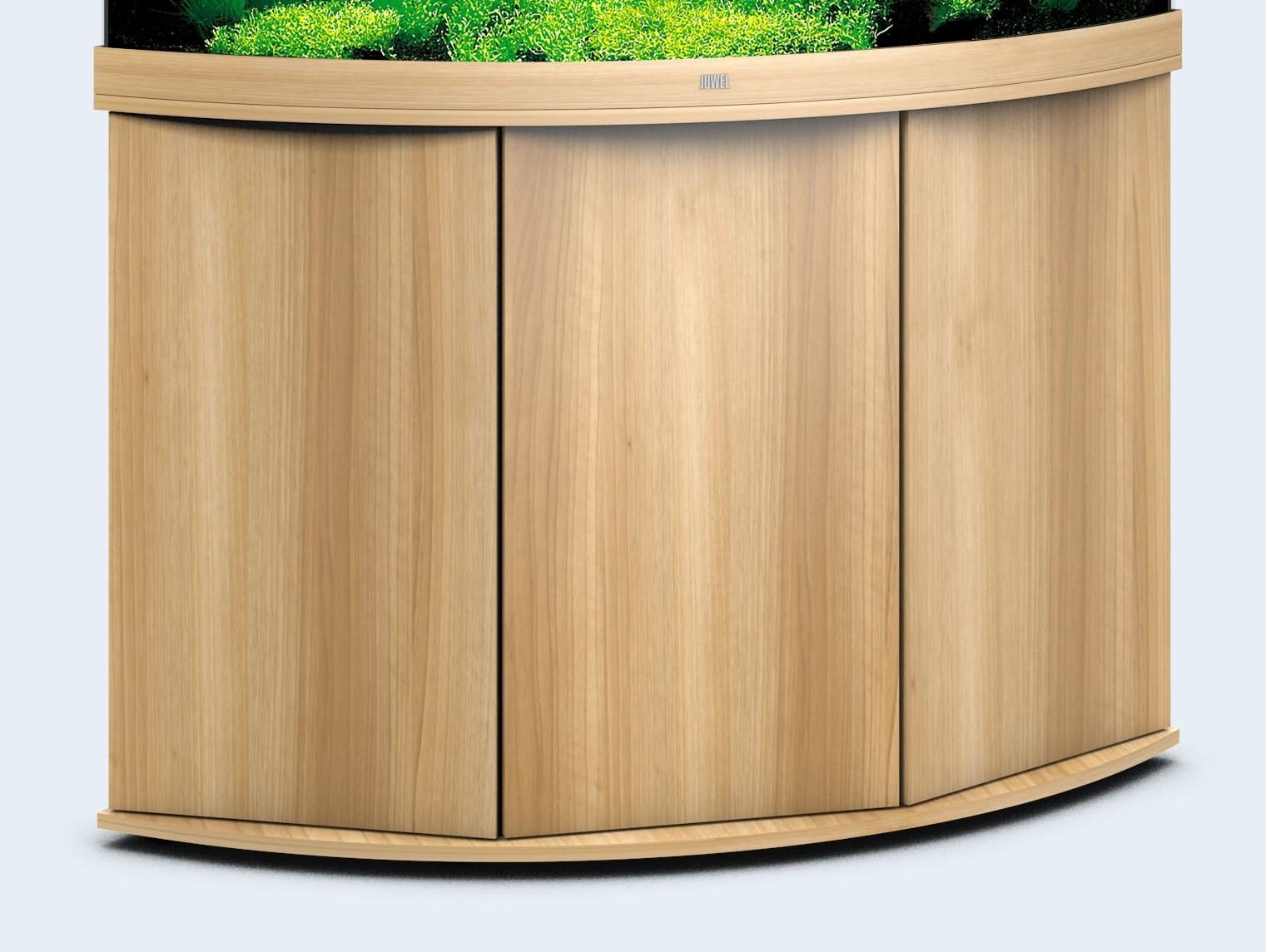 Lyst træ Akvarie underskab til 350 liter Trigon model