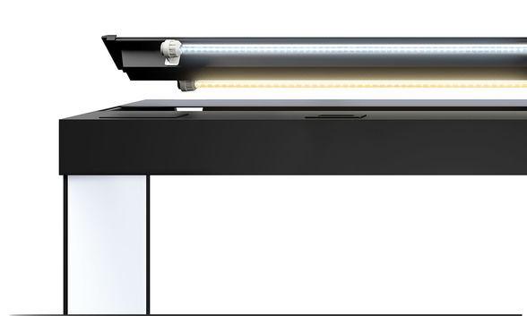 Juwel vision Akvarie 180 liter Sort med Led lys