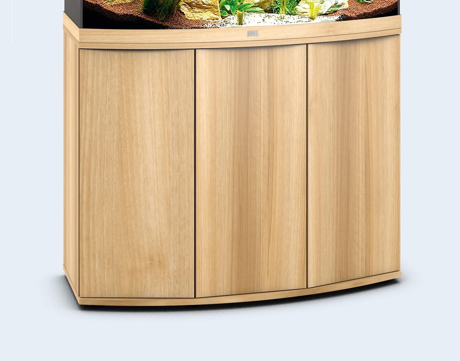 Lyst træ Akvarie underskab til 180 liter Vision model