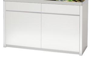 Akvastabil endegavl til 80 cm. Move / mark ll kabinet hvid