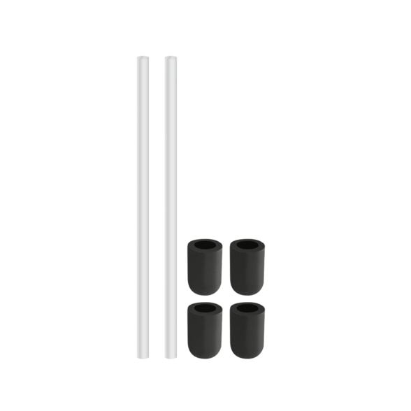 Juwel keramisk Aksel til Eccoflow 500-600-1000