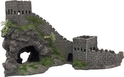 Kinesisk mur med grotte 66 cm.