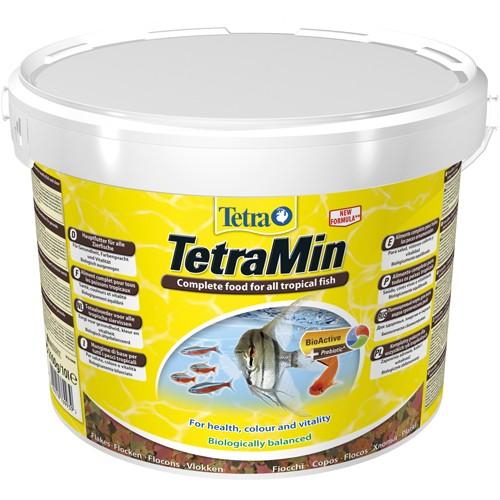 Tetramin flagefoder 10 Liter.