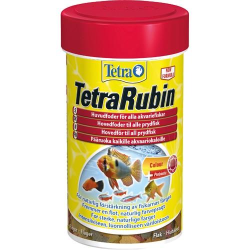Tetra Rubin flagefoder 100 ml.