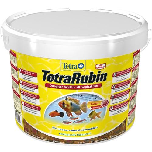 Tetra Rubin flagefoder 10 Liter