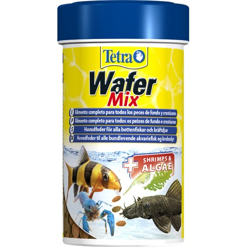 Tetra wafer mix 100 ml.