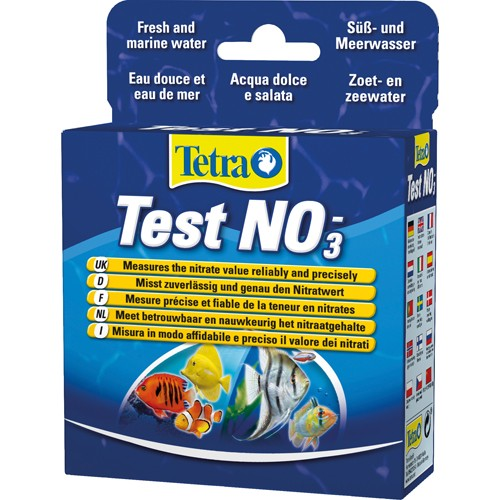 Tetra NO3 Nitrat test sæt.