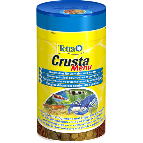 Tetra crusta Menu 100 ml.