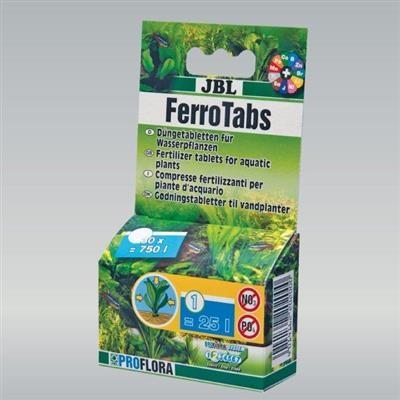 Jbl Ferrotabs 30 stk.