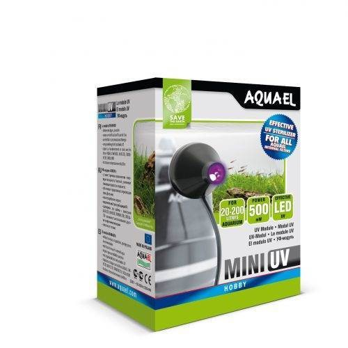 Aquael Mini UV 0,5 Watt